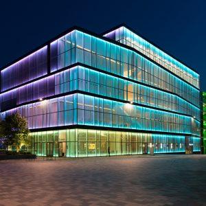 Stadstheater De Kom-Nieuwegein LED-verlichting 5-6-2013
